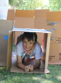 fort building month 1