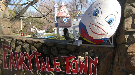 About - Fairytale Town