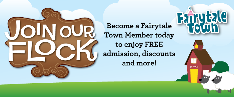 Membership at Fairytale Town
