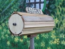 BagginsMailBox