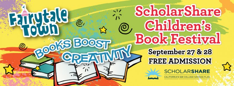 Children's Book Festival at Fairytale Town