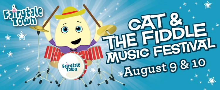 Cat & the Fiddle Music Festival at Fairytale Town