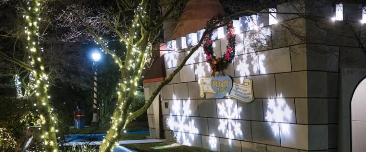 Winter Wonderland at Fairytale Town
