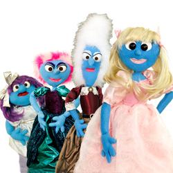 Cinderella Puppet Show at Fairytale Town, Sacramento