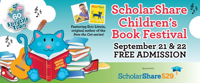 ScholarShare Children's Book Festival - Fairytale Town